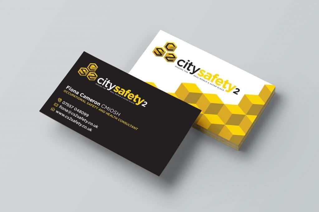City Safety 2 Rebrand