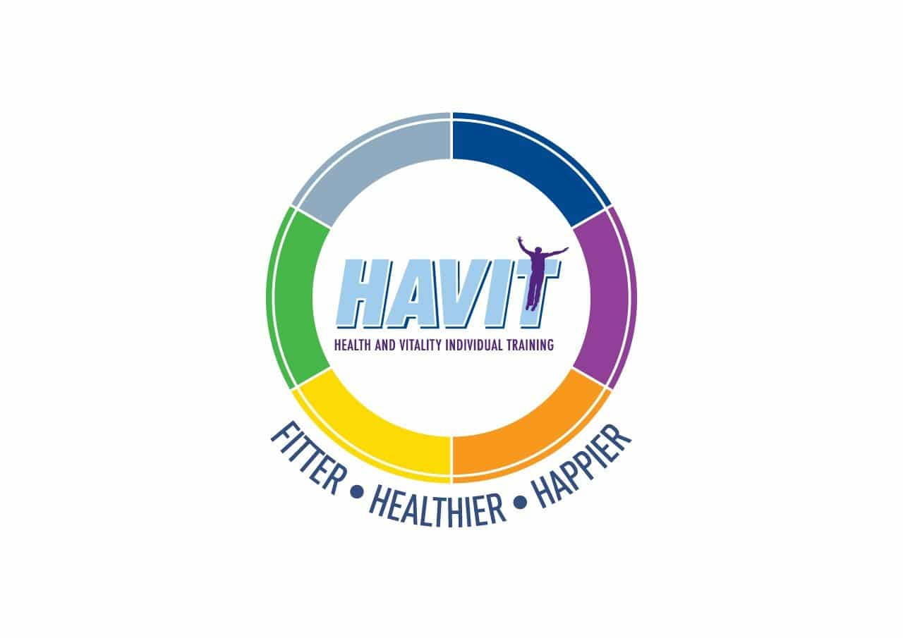 HAVIT Fitness Rebrand and logo design