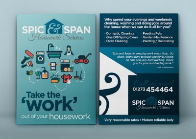 Spic And Span Housework Services